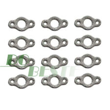 12x Muffler Exhaust Gaskets For 66cc 80cc Motor Motorized Bicycle Engine Bike