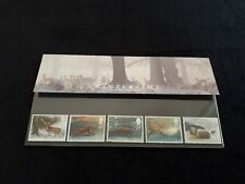 GB Mint Stamps Presentation Pack 224 1992 Wintertime