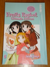 FRUITS BASKET ULTIMATE EDITION VOL 6 TOKYOPOP MANGA HARDBACK GRAPHIC NOVEL