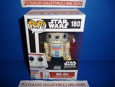 Star Wars Smuggler's Bounty R5-D4 #180 Funko POP! Figure/Bobblehead New!