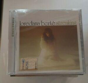 Loredana Berte  STREAKING     cd  remastered