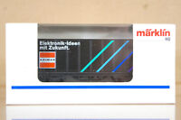 MARKLIN MäRKLIN 4481 C0043 DB KRIWAN ELEKTRONKIK IDEEN MIT ZUKUNFT CONTAINER