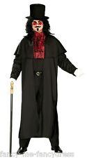 Adulte Homme Seigneur Vampire Déguisement Halloween Costume Grande Taille
