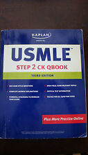 Kaplan Medical USMLE Step 2 CK QBOOK Third Edition