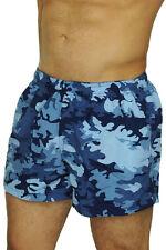 Men Short Micro Dry Fat Swim Shorts Camo Swimshorts Camouflage 3 Colors 1816P