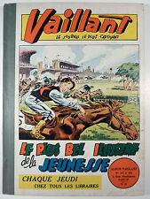Vaillant Reliure éditeur n° 21 - 1ère série  n°413 à 425 TBE
