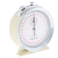 Vintage Mechanical Stopwatch Stop Clock School Experiment Instrument