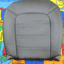 2003-05 FORD Explorer Limited Driver side Bottom Leather Seat cover (GRAY)