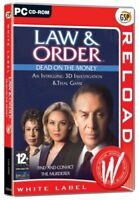 Law and Order: Dead on the Money (PC: Windows, 2002) European Version 2 Disc