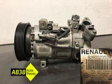 926002352 COMPRESSEUR DE CLIM RENAULT CLIO / CAPTUR / 1.2 TCE / 1.5 DCI