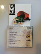 DE LA SOUL - DE LA SOUL IS DEAD (TOMMY BOY 1699 81029 2)  CD