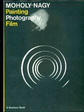 MOHOLY-NAGY Laszlo, Painting Photography Film. Lund Humphries 1969