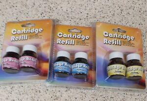Black Ink Cartridge Refill Kit - Hp - Epson - Canon Universal Refill Kit