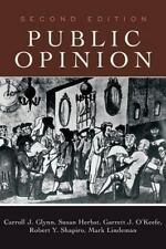 Public Opinion by Susan Herbst, Garrett J. O'Keefe, Mark Lindeman, Robert Y....