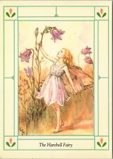 The Harebell Fairy Cicely Mary Barker Unused Vintage Postcard D37