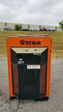 Used 15 Hp Devair Piston Full Quiet Cabinet Two Stage 230/460 Volt*