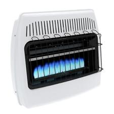 Dyna-Glo Space Heater 30,000 BTU Wall/Floor Blue Flame Vent Free Liquid Propane