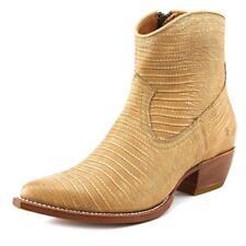 Calzado de mujer botines Frye color principal beige