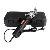New Electric Wool Scissors Shearing Machine Sheep Goat Clippers Shears 220V 690W