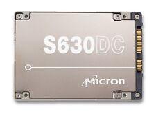 """Micron S630DC 800GB SAS 12Gb/s eMLC 2.5"""" 7mm 3DWPD - MTFDJAK800MBT-2AN1ZABYY"""