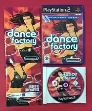 Dance Factory - PLAYSTATION 2 - PS2 - USADO - MUY BUEN ESTADO