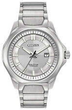 Citizen Eco-Drive Men's Titanium Sapphire Crystal 44mm Watch AW1540-88A