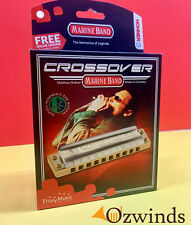 Crossover Harp by Hohner - Key of C Harmonica