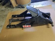 07-08 Suzuki GSXR 1000 Extended Swingarm Swing Arm Extensions Stretched & Chain
