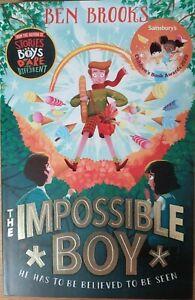 Impossible Boy TPB Paperback Book Ben Brooks