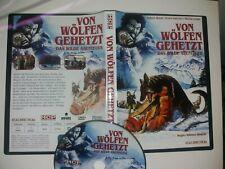 DVD UNGESCHNITTEN   WESTERN   VON WÖLFEN GEHETZT  KINOFASSUNG. UNCUT