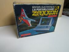Bandai electronics lsi portable game FL ZAXXON made in Japan Videogames RARO!!!