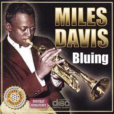 MILES DAVIS ~ Bluing ~ CD Album ~ VGC!