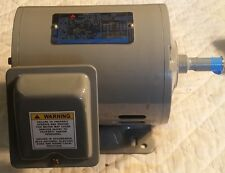NEW WESTINGHOUSE TECO 1/3 HP, 1145 RPM INDUCTION MOTOR, 3-PH, 230/460 VOLT