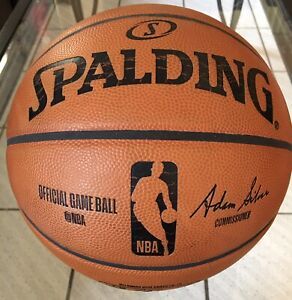 NBA G League Spalding Official Game Basketball