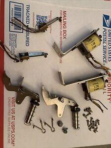Classic Stern Stingray 1977  Pinball Machine Kick out Hole Assembly 2 Untested