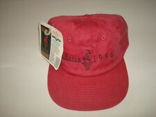 OLYMPIC OLYMPICS 1996 ATLANTA  SCRIPT NEW VINTAGE 90'S HAT CAP  SNAPBACK