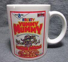 Yummy Mummy Cereal Box Coffee Cup, Mug - GM Classic - Sharp - COLLECT THE SET!