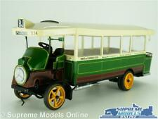 SCHNEIDER TYPE H COACH MODEL BUS PARIS FRANCE 1:43 SCALE IXO GREEN/CREAM 1916 K8