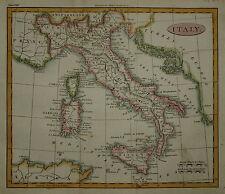 ITALY FOR WALKER'S ATLAS CIRCA 1810.