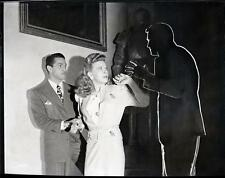 INVISIBLE MANS REVENGE 1944  HORROR Original Movie Camera NEGATIVE 517F