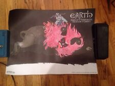 """EARTH Angels Of Darkness Demons Of Light Promo Poster Matte finish 18x24"""""""
