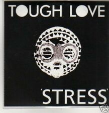 (938U) Tough Love, Stress - DJ CD