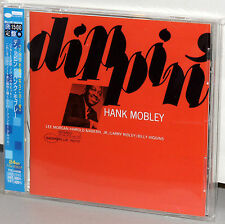 BLUE NOTE CD TOCJ-6420: HANK MOBLEY - Dippin' - OOP JAPAN 2004 OBI BRAND NEW