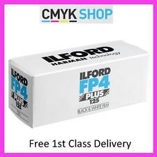 ILFORD FP4 PLUS 120 ISO 125 (3 PACK)