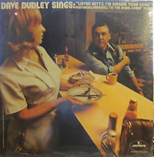 Dave Dudley - Listen Betty, I'm Singing Your Song  (Mercury SR 61315) (sealed)