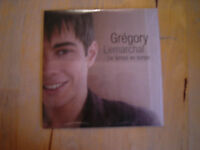 cd gregory lemarchal de temps en temps