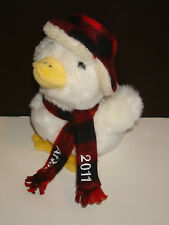 2011 AFLAC DUCK InsuranceTalking Advertising Plush Doll AFLACCCC Macys TALKS