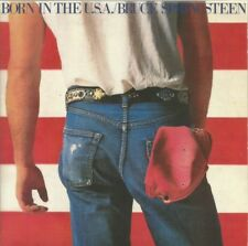 Bruce Springsteen - Born In The USA Japanese CD album in card picture sleeve