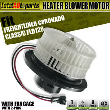 A/C Blower Motor For Freightliner Coronado Classic FLD112 w/ Fan Cage BM2713