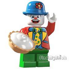 M297 Lego Minifigure 8805 Series 5 - Small Clown ( Joker ) NEW